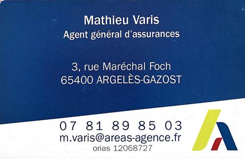 Assurance Areas Argelès-Gazost